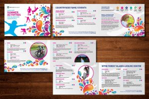 Wyre Forest Summer Activities booklet - We are the fuel